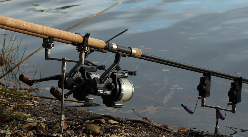 Rods out